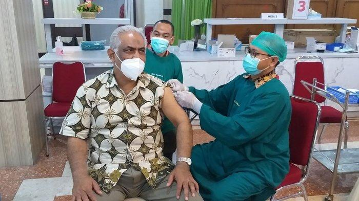 DPRD Jateng Minta Pemerintah Tata Sistem Pendaftaran Vaksinasi, Biar Warga Tak Berkerumun