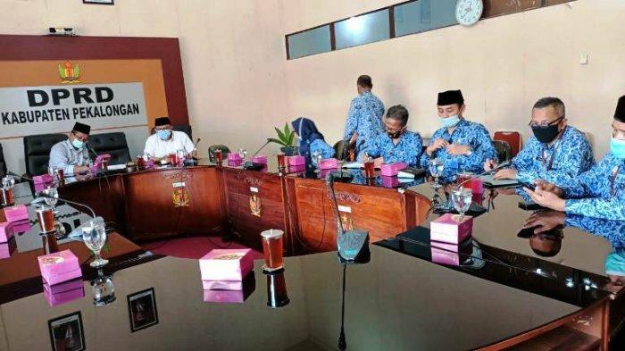 Ponpes Masih Dipandang Sebelah Mata, DPRD Kab Pekalongan Usung Raperda Ponpes