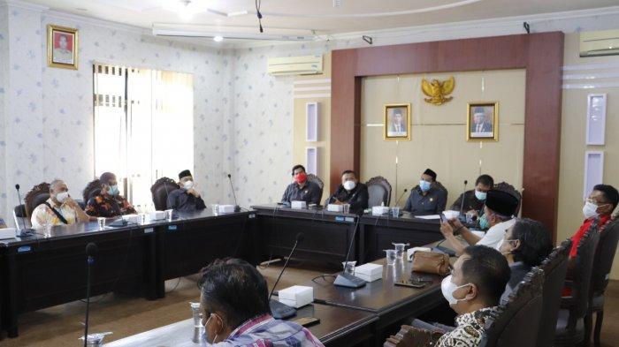 DPRD Kendal Fasilitasi Pengaduan para Pelaku Jasa Kontruksi