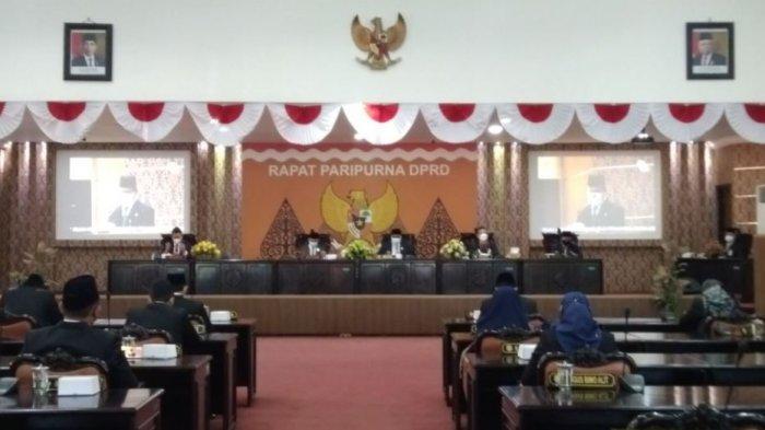 DPRD Kendal Gelar Sidang Paripurna Istimewa Hari Jadi Kendal secara Terbatas