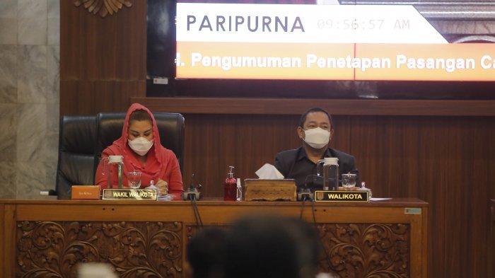 DPRD Kota Semarang Gelar Karpet Merah Untuk Hendi-Ita Lanjutkan Pembangunan