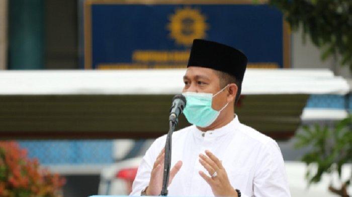Dr Jebul Suroso, Rektor Universitas Muhammadiyah Purwokerto (UMP) Kabupaten Banyumas, Jawa Tengah.