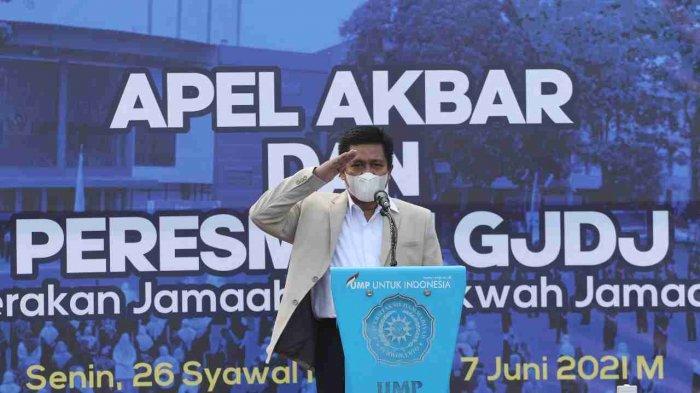 UMP Purwokerto Kampus Pertama Deklarasikan GJDJ di Indonesia