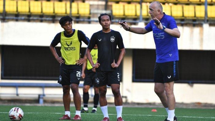 Curhat Pelatih PSIS Semarang Dragan Djukanovic yang Dapat Kartu Merah di Laga Lawan Barito Putera