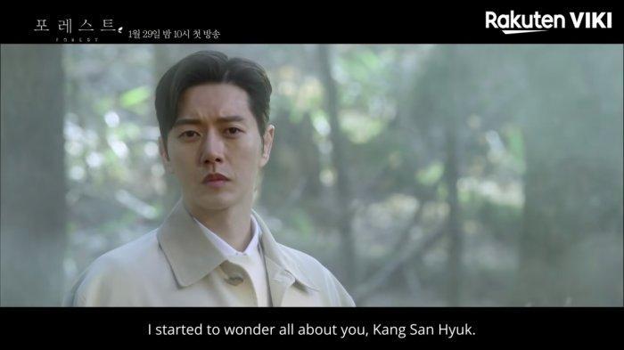 Sinopsis Drakor Forest, Drama Korea Terbaru Park Hae Jin dan Jo Bo Ah