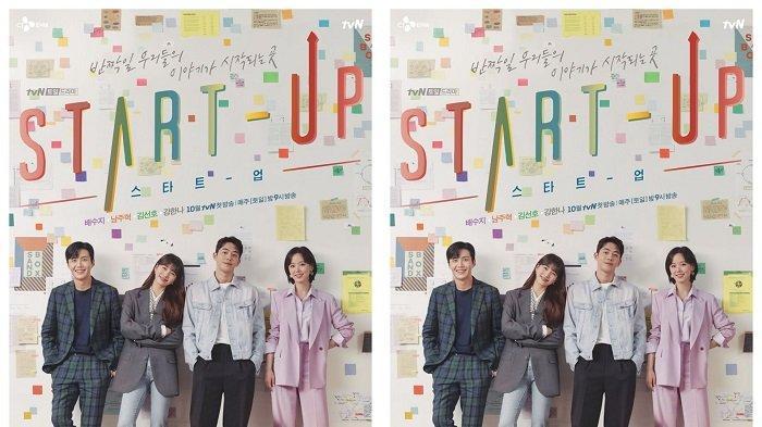 Sinopsis Drakor Start Up Tayang Mulai 17 Oktober, Suzy Berambisi Jadi Steve Jobs Versi Korea