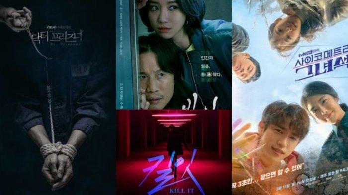 Inilah 8 Drama Korea Drakor Terbaru Tayang Maret 2019, Ada Park Jin Young