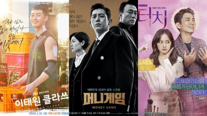 6 Drakor Terbaru Tayang Januari 2020: Ada Park Seo Joon, Kim Bo Ra, Taecyeon 2PM hingga Kwon Nara