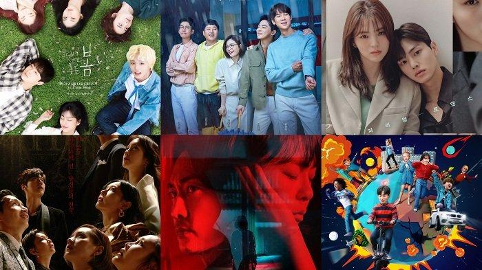 9 Drakor Terbaru Tayang Juni 2021, Ada Lee Sang Yeob, Han Seo Hee, Song Kang, Eugene, Jo Jung Suk