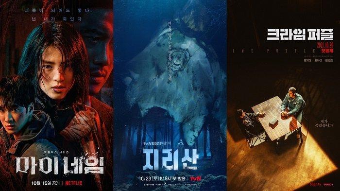 13 Drakor Terbaru Tayang Oktober 2021, Ada Han So Hee, Jun Ji Hyun hingga Ong Sung Woo