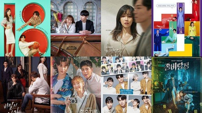 14 Drakor Terbaru Tayang September 2020: Ada Park Bo Gum, Park So Dam, Ong Sung Woo hingga Seo Hyun