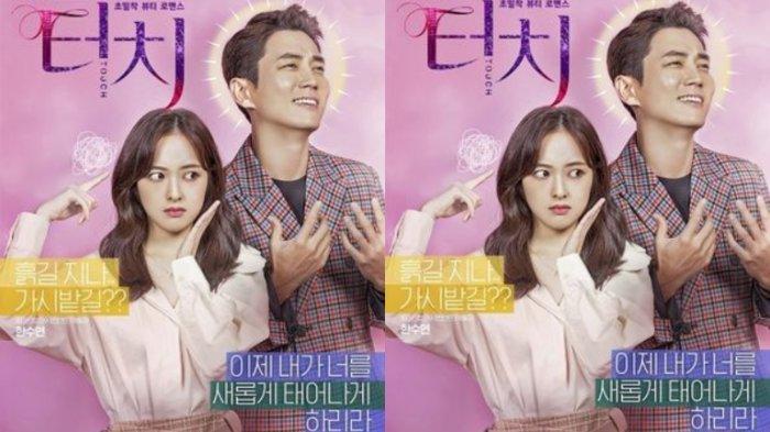 Sinopsis dan Daftar Lengkap Pemain Drakor Touch, Drama Terbaru Kim Bo Ra Tayang Mulai 3 Januari