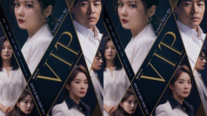 Sinopsis & Daftar Pemain Drakor VIP, Drama Terbaru Jang Nara dan Lee Sang Yoon Mulai 28 Oktober