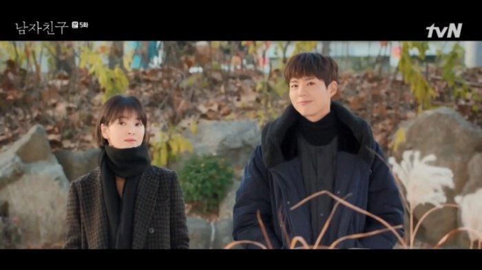 Sinopsis Drakor Encounter Lengkap Episode 1-16, Dibintangi Park Bo Gum dan Song Hye Kyo
