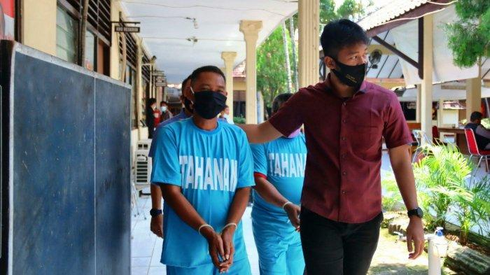 Kurang dari Sepekan Polres Pemalang Bekuk Dua Bandar Togel