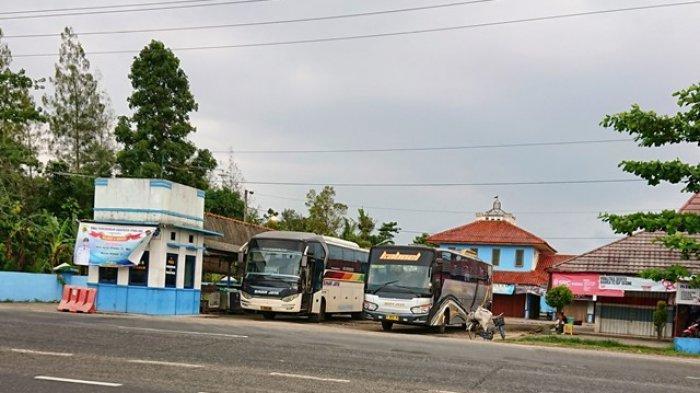 Protes Larangan Mudik, Sopir Bus Minta Pemerintah Biayai Kebutuhan Keluarga Pelaku Transportasi