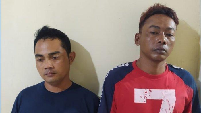 Celingukan di Depan Toilet Umum, 2 Pria Asal Boyolali Ini Ternyata Hendak Transaksi Narkoba