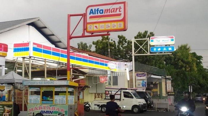 Saat 2 Minimarket di Semarang Digilir Maling, Pelaku Tinggalkan Jejak dan Sisakan Uang Rp 100 Ribu