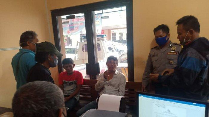 Curi Tas Penjual Baju, Dua Pria di Semarang Ini Babak Belur Dihajar Warga
