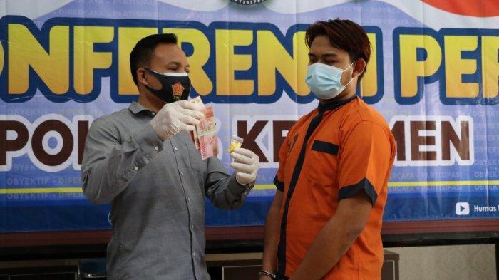 Jualan Hexymer, Dua Pemuda di Kebumen Ini Diancam Hukuman 10 Tahun Penjara