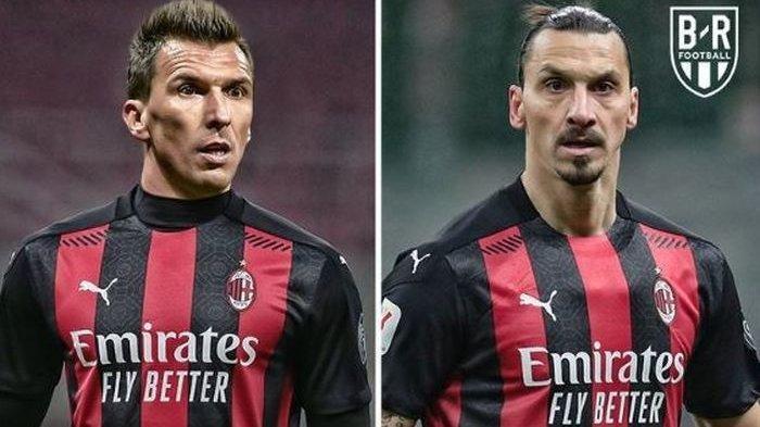Mandzukic Siap Jadi Preman Baru AC Milan: Bersama Ibrahimovic Akan Menakutkan bagi Pemain Lawan