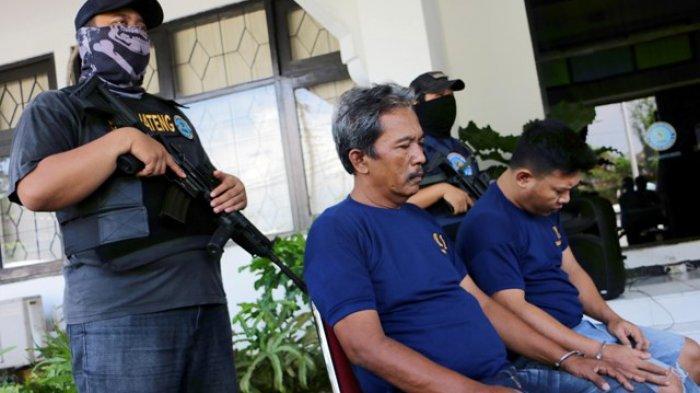 Dua Penyelundup Narkotika yang Tertangkap di Bandara Semarang, Sembunyikan Sabu di Dubur