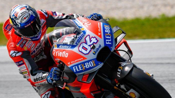 Jadwal MotoGP 2020 Seri Portugal Besok, Balapan Terakhir Andrea Dovizioso