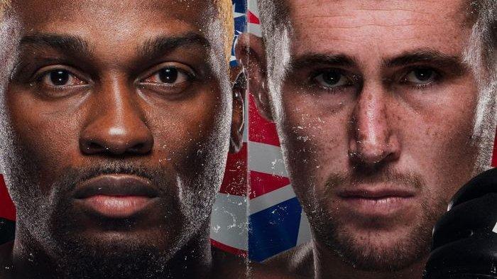 Ini Jadwal UFC Vegas 36,  Edson Brunson Lawan Darren Till dan Debutan Calon Bintang