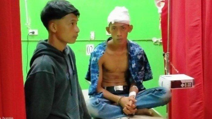 Momen Malam Takbiran Lebaran Digunakan Kakak Adik di Lampung Berduel Hingga Mati