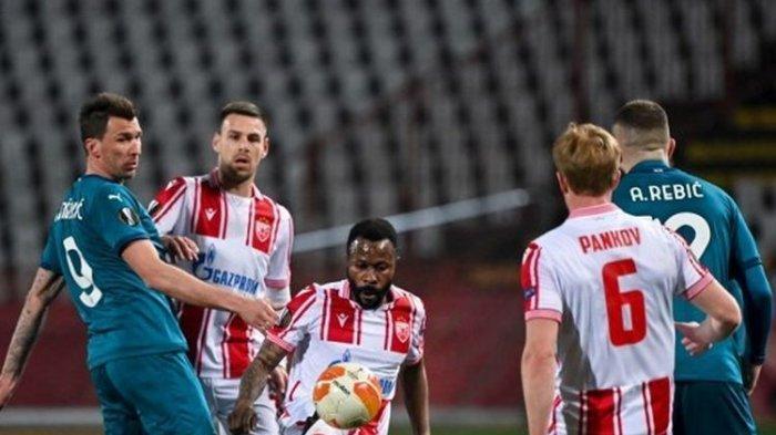 Hasil Liga Europa, Kemenangan AC Milan Buyar Setelah Gol di Menit 90+3 Red Star
