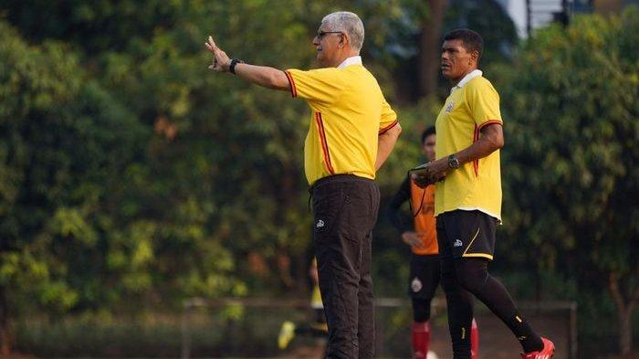 Persija Jakarta Alami Kekalahan Dua Kali Beruntun di Sisa Laga Liga 1, Ini Alasan Edson Tavares