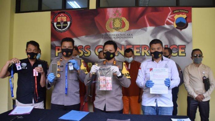 Modal Data Temuan BPK, Wartawan Gadungan Peras Pejabat Pemda Wonosobo