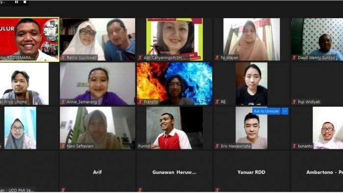 Aksi Sedulur Plasma Semarang Himpun Penyintas Covid-19 Agar Tahu dan Mau Donor Plasma Konvalesen