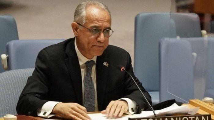 Namanya Hilang dari Daftar, Dubes Afghanistan untuk PBB Ghulam Isaczai Gagal Pidato di Sidang PBB