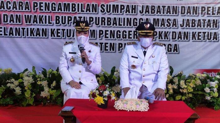 Bupati Purbalingga Tiwi Yakinkan Penerbangan Pertama Bandara JB Soedirman Dimulai 22 April 2021