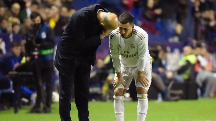 Prediksi Susunan Pemain Real Madrid Vs Chelsea Liga Champion, Zidane Cadangkan Senjata Rahasianya
