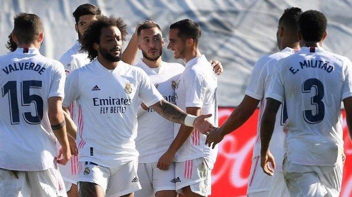 Nonton TV Online Ini Link Live Streaming Real Madrid Vs Celta Vigo La Liga Spanyol