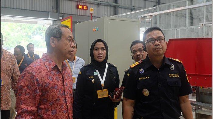 Bea Masuk Tindakan Pengamanan, Lindungi Industri Tekstil Dalam Negeri