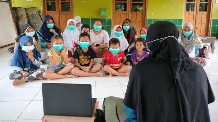 Edukasi jajanan sehat kepada anak sekolah