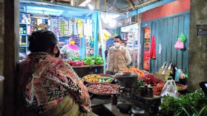 Jateng di Rumah Saja, Pemkab Temanggung Batasi Jam Operasional Pasar Tradisional hingga 12.00 WIB