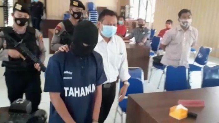 Mengaku Ingin Beli Nasi Bungkus untuk Warga Miskin, Duo Pencuri Beraksi di Minimarket Temanggung
