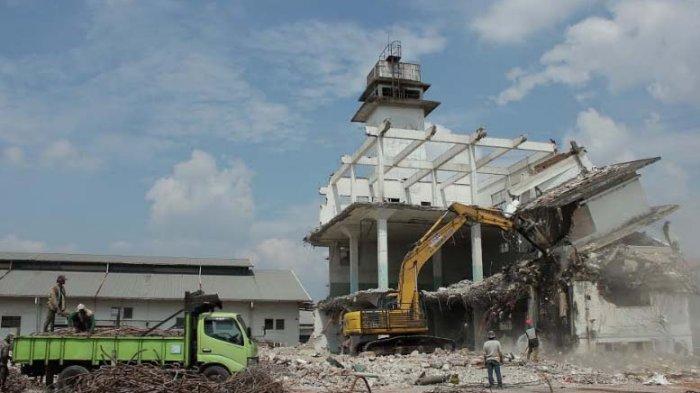 Tjahjono Sedih Gedung Bersejarah Pabrik Rokok BAT di Pengapon Dihancurkan