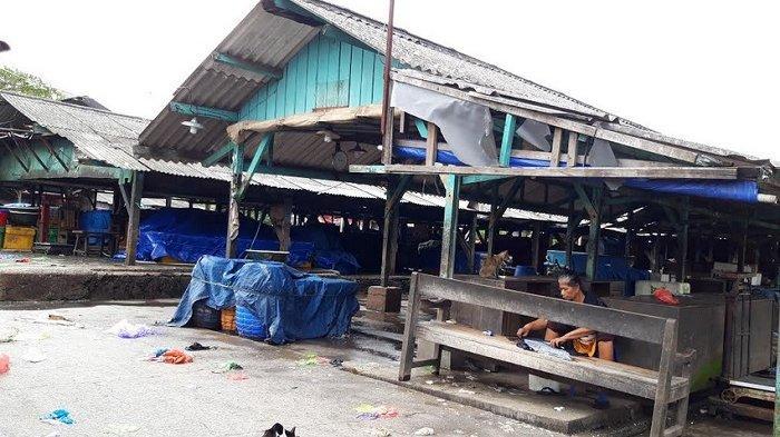 Lelang Sudah Selesai, Lahan Bekas Pasar Kobong Rejomulyo Semarang Segera Dibangun Taman