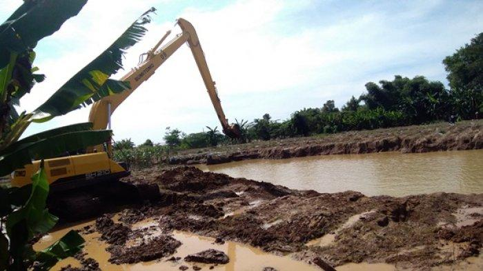 Normalisasi Sungai Gelis Kudus Terkendala Pembebasan Lahan 1,8 Hektare