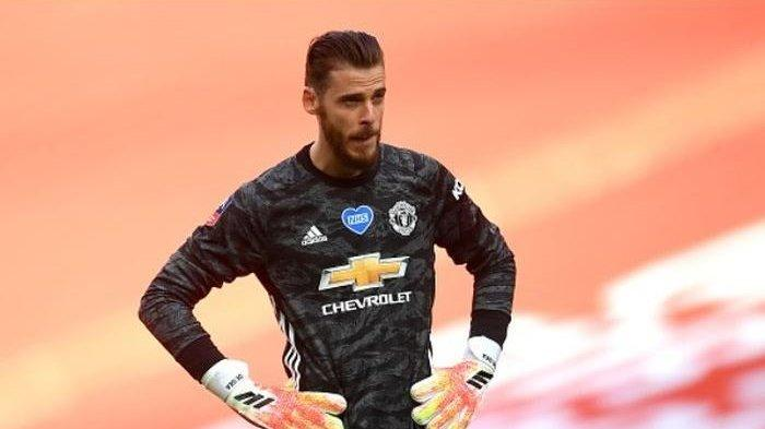 Kiper Man United David de Gea Jadi Bulan-bulanan Netizen Seusai Blunder di Final Liga Europa