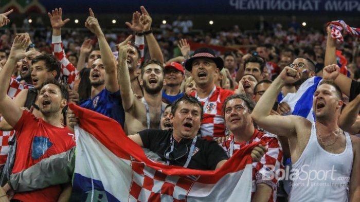 Kantor dan Sekolah di Kroasia Diliburkan demi Piala Dunia 2018