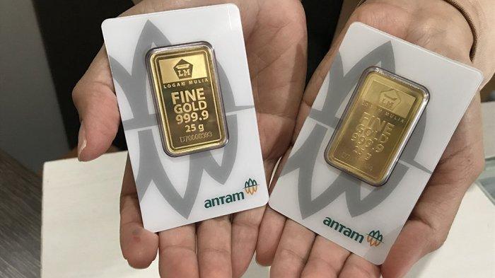 Harga Emas Antam Senin, 28 Juni 2021: Turun Tipis Rp 1.000, Jadi Rp 933.000 per Gramnya