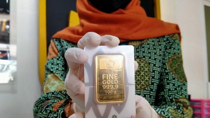Harga Emas Antam di Semarang Hari Ini 14 Oktober 2021 Naik Rp 12.000 Per Gram, Ini Daftar Lengkapnya