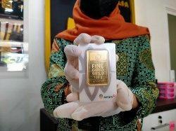 Harga Emas Antam di Semarang Naik Rp 1.000, Ini Daftar Lengkapnya