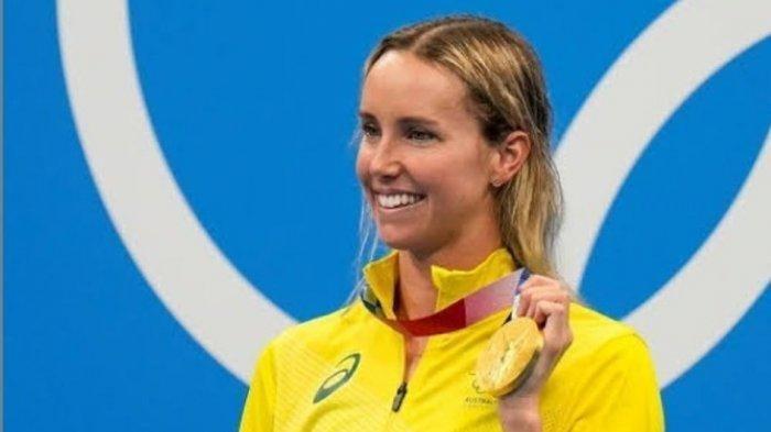Ini Dia Emma McKeon, Atlet Peraih 7 Medali di Olimpiade Tokyo 2020